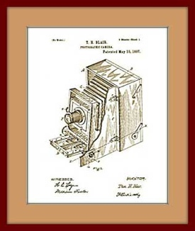 camera patent drawing